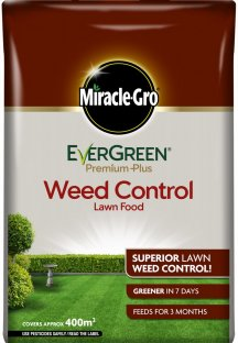 Miracle-Gro EverGreen Premium Weed Control LF 400m Bag 119675 C